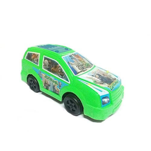 Carro De Juguete Verde Inprova
