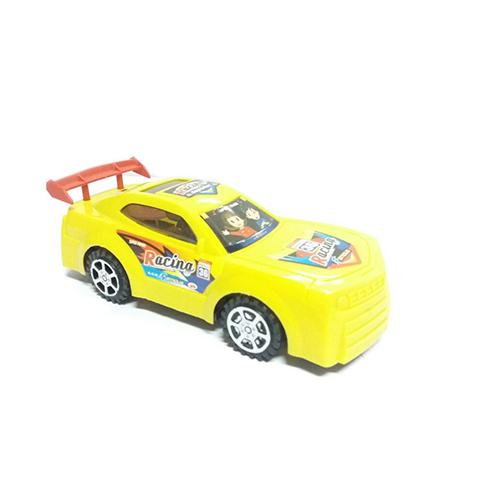Carro De Juguete Amarillo Inprova